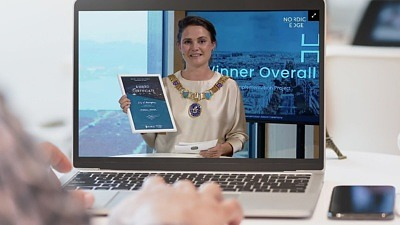 Avloppssystemet Tre rör ut vann Smart City implementation Award 2020